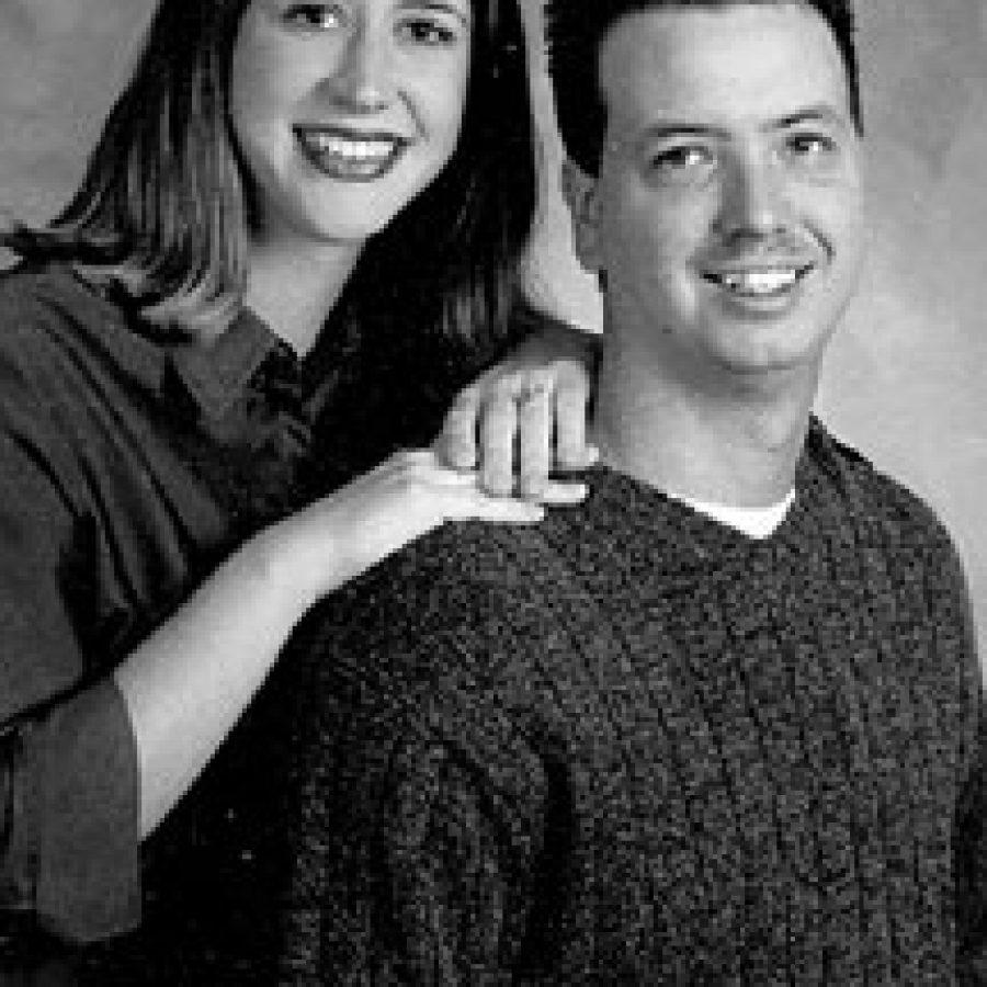 Julie Deckert and Michael Durham