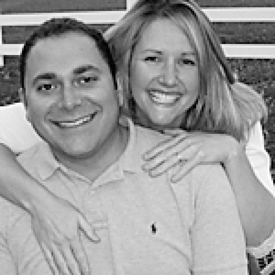 Matt Travaglini and Susie Dohle