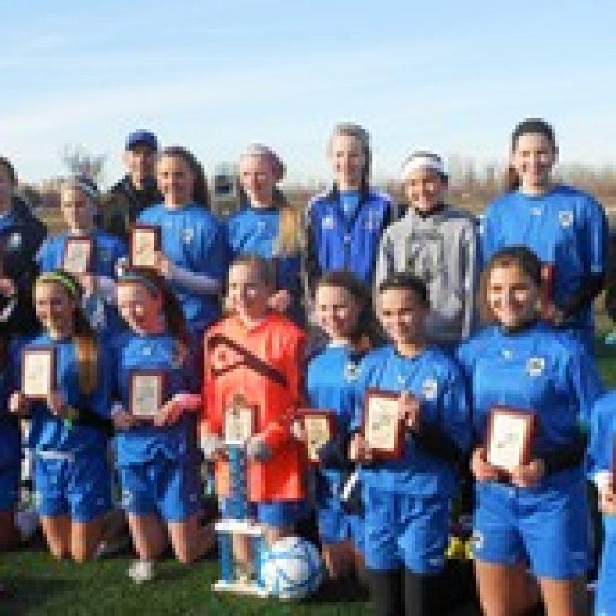 QAS girls capture championship