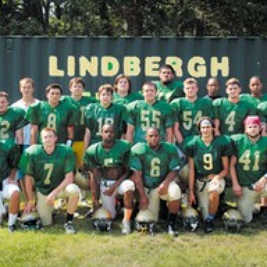 Head coach Tom Beauchamp said his goal for thie Lindbergh High School football team is to 'play as best as we are capable of playing.'