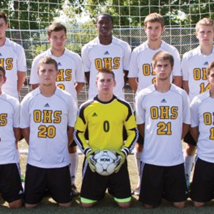 Head coach Dave Robben expects a successful season this year from his Oakville High boys' soccer squad. Under Robben's tenure, Tiger fans have enjoyed a team record of 494-263-79.