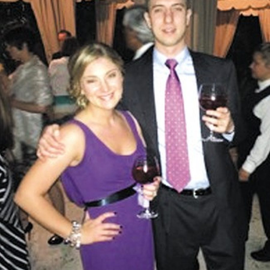 Alexandra Sexton and Colin Milligan