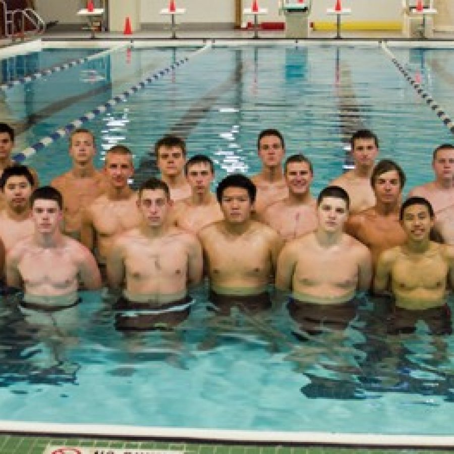 Of a group of 20 swimmers this year, the Mehlville Senior High swim team hopes to capitalize on the experience and leadership of 14 returning upperclassmen.