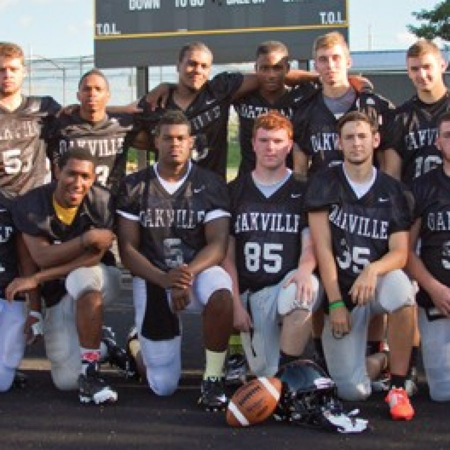 Oakville Senior High School head coach Arlee Conners is confident about the players he has returning on his football squad this year.