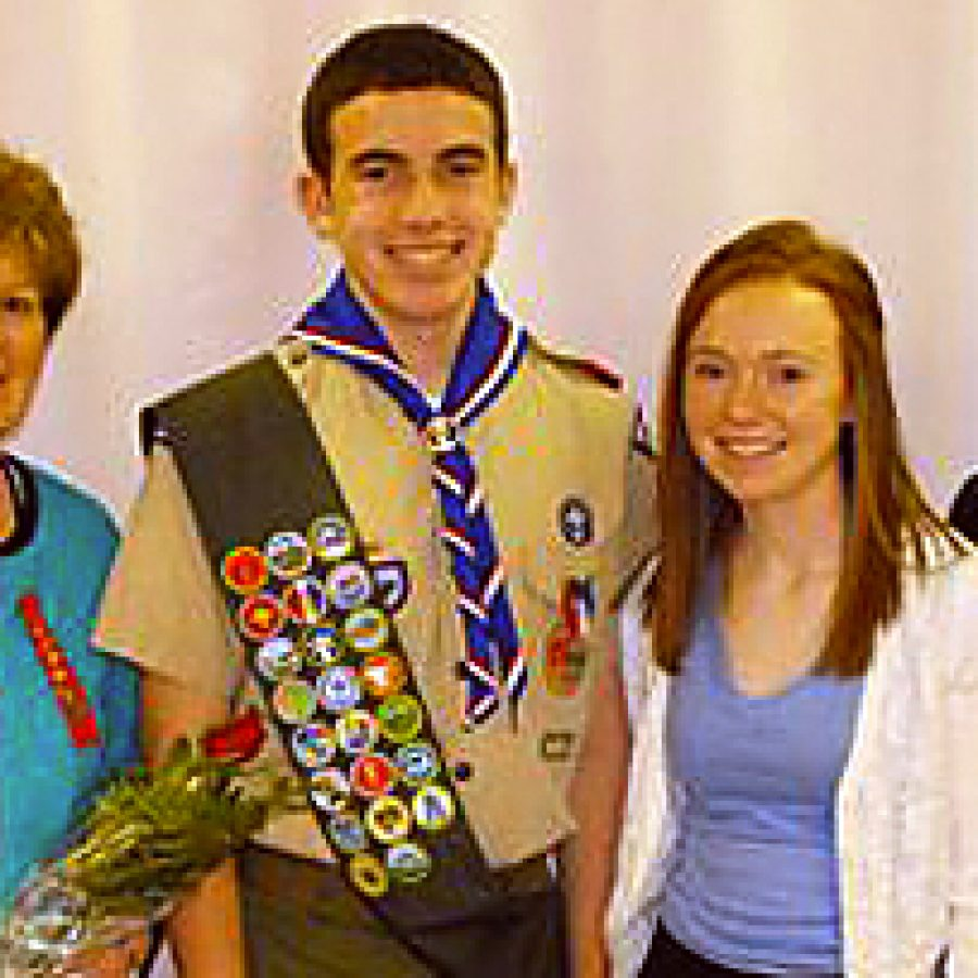 Local Boy Scout earns Eagle rank