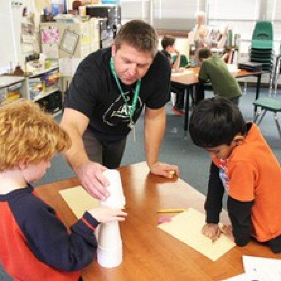 Mike Kuhn, a Lindbergh Schools teacher for 23 years, will serve as the district's next director of gifted programs, effective July 1.