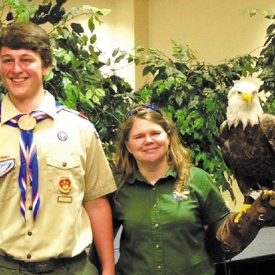 Boy Scout Troop 671 member earns Eagle rank