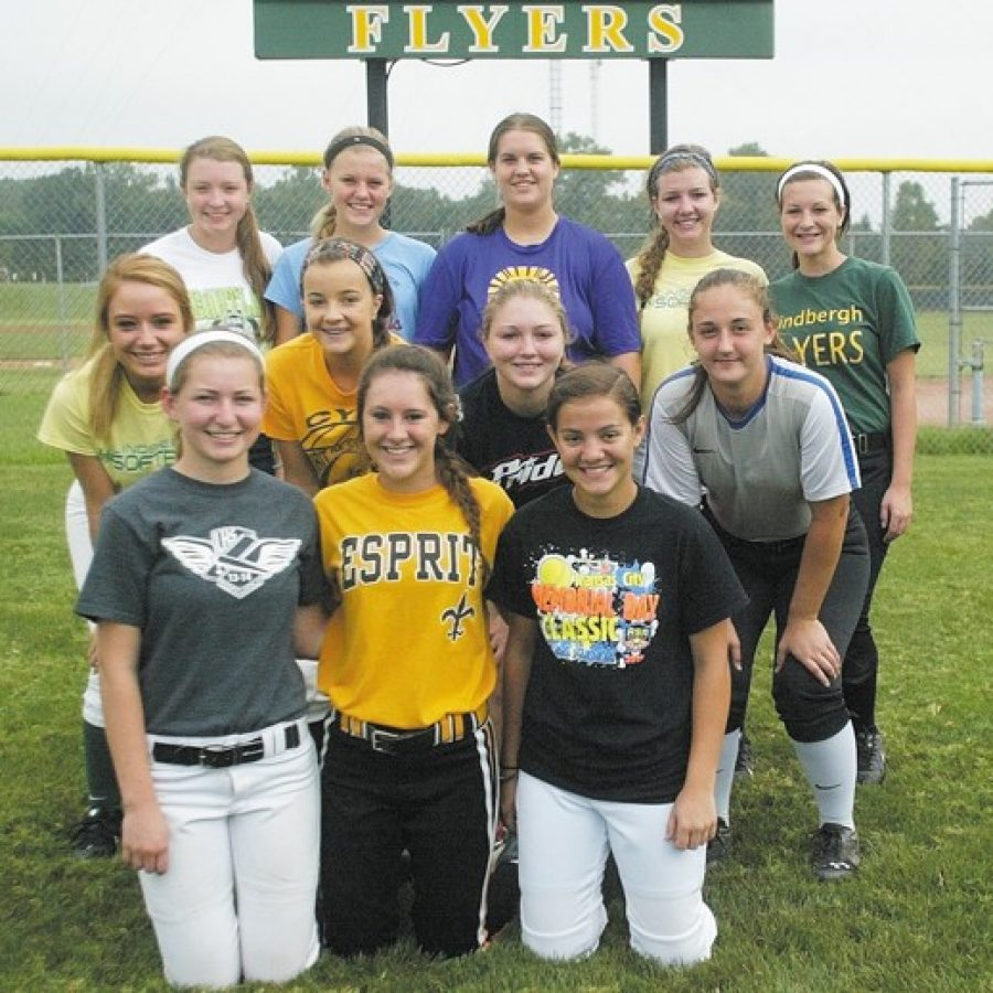 Lindbergh High softball coach Darin Scott believes his 2105 Flyers squad has what it takes for a successful season.