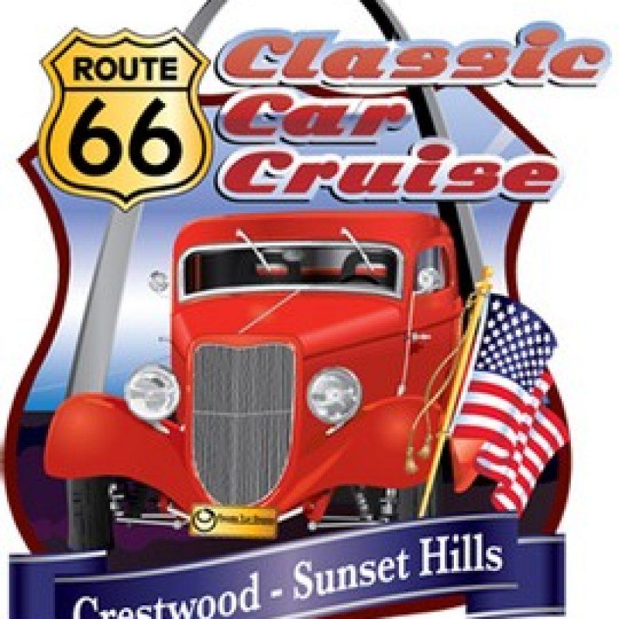 Crestwood-Sunset Hills Car Cruise revs up