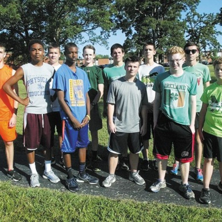 After losing a majority of runners to graduation, a rebuilding year lies head for the Mehlville High boys' cross country team in 2015.