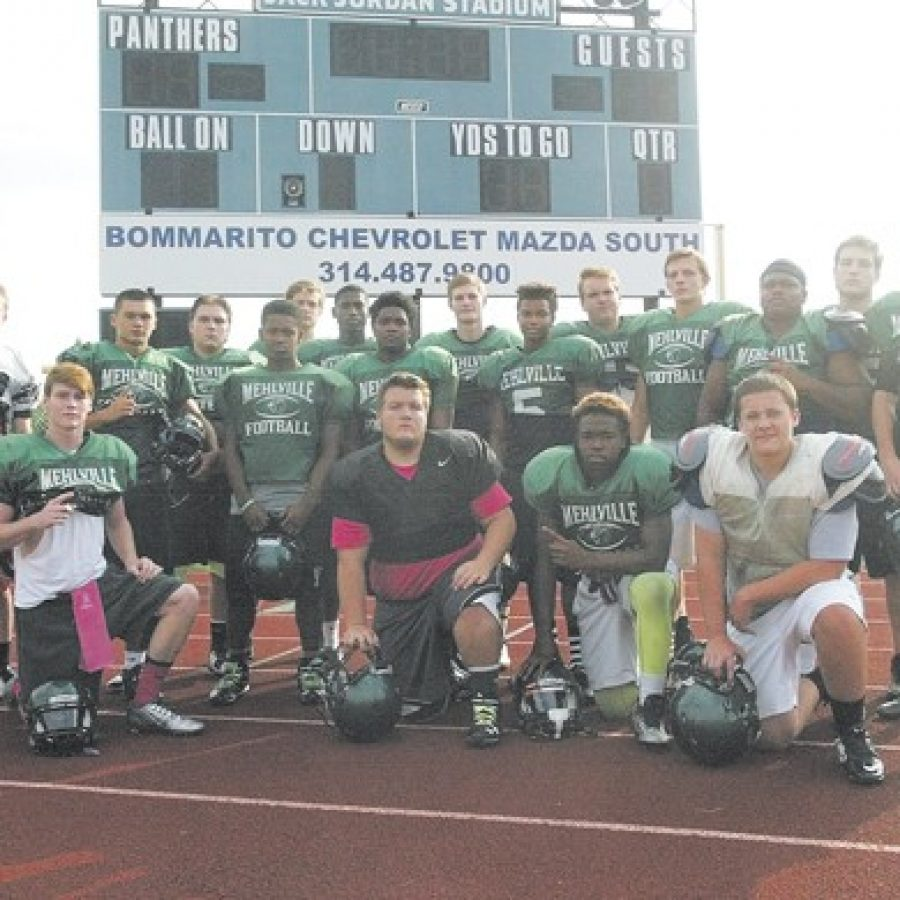 Mehlville High football head coach Kent Heinemann says he is teaching his young squad to learn how to win.