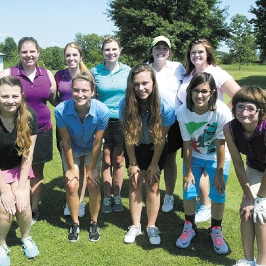 The Mehlville High girls' golf team has a new head coach, Alyssa McClain, and now will practice and play home matches at the River Lakes golf course.