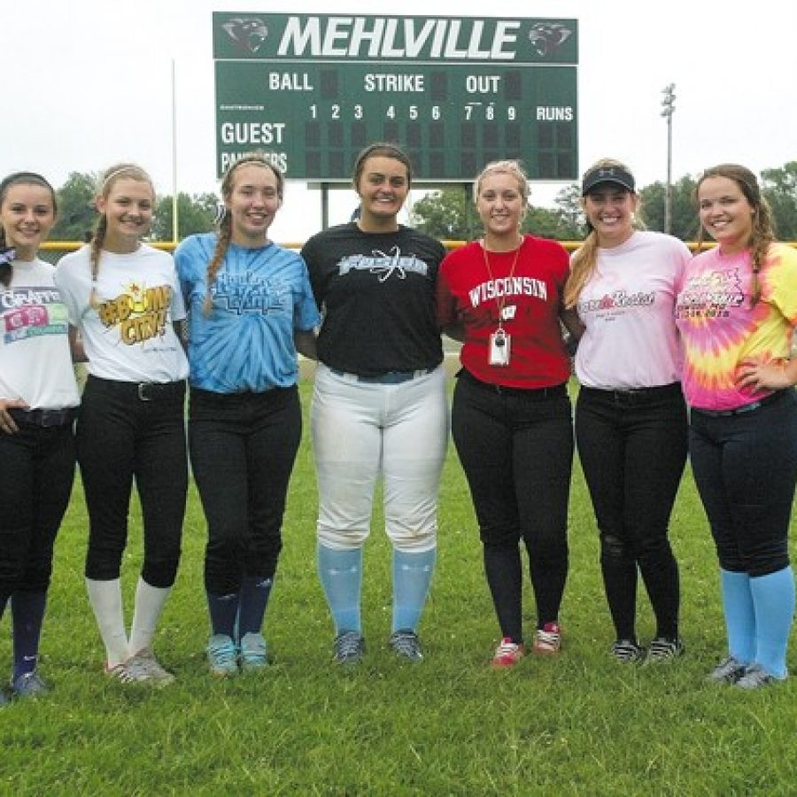 Mehlville High's new softball coach, Tim Ode, believes the teamwork of his players will help propel the Panthers to success this season.