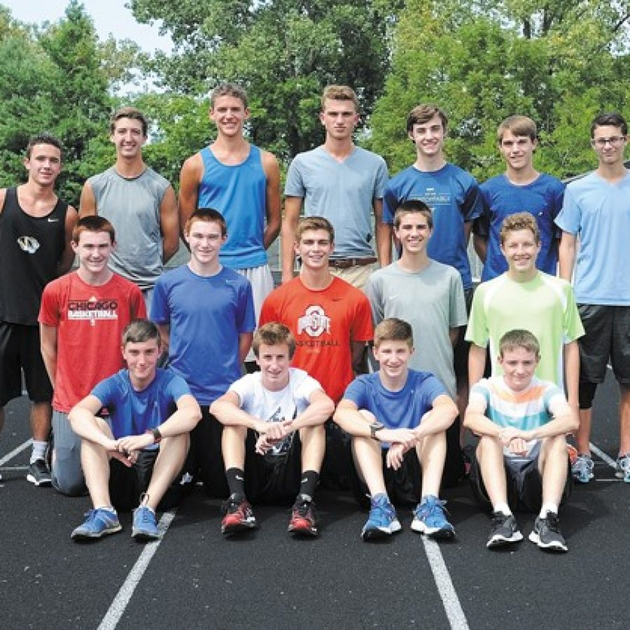 Oakville High head boys' cross country coach Kevin Niedringhaus has high expectations for his squad this year, including going deeper into the postseason.