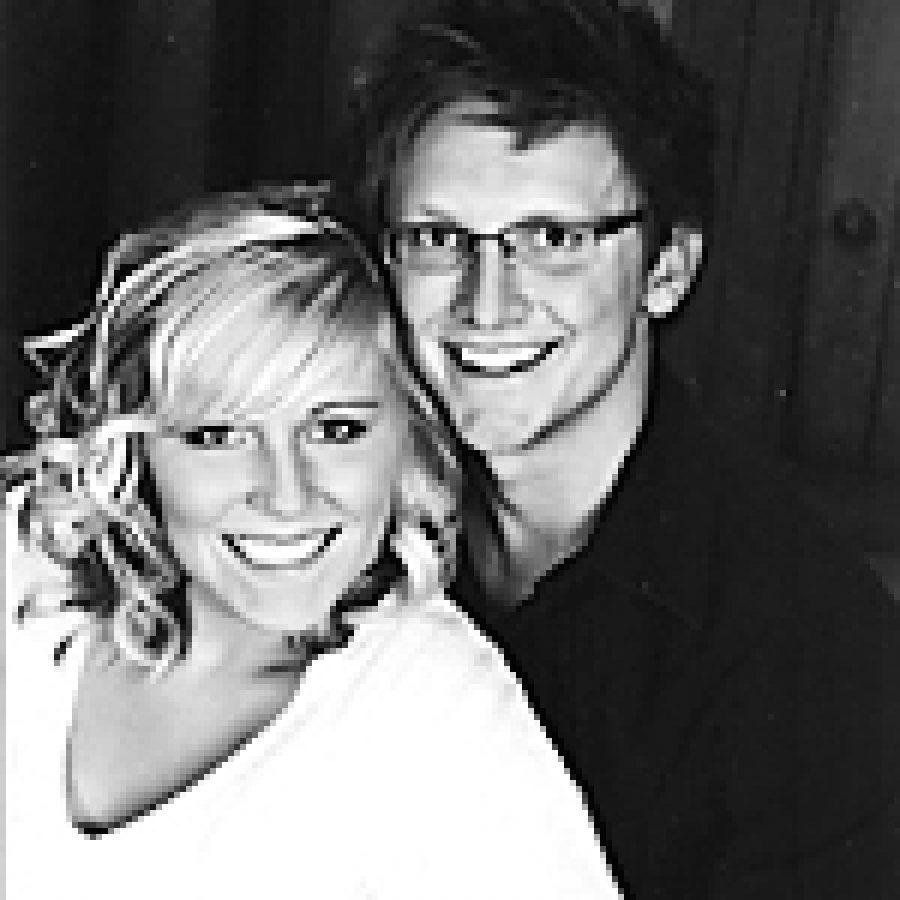 Abigail Frederich and Michael Gabris