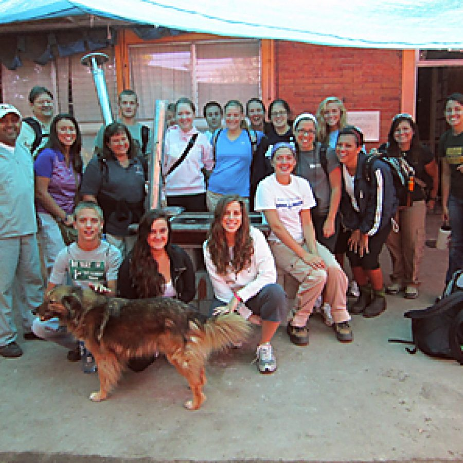 Thirteen Lindbergh High School students traveled to Guatemala this summer to install cooking and warming stoves in the homes of impoverished Mayan families.