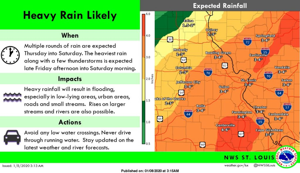 National+Weather+Service+warns+of+possible+flash+flooding+through+Saturday