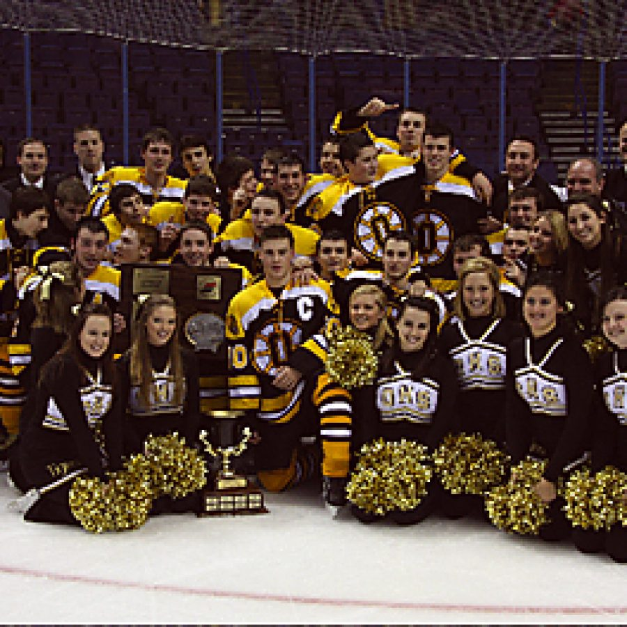 Oakville Hockey Club wins Wickenheiser Cup