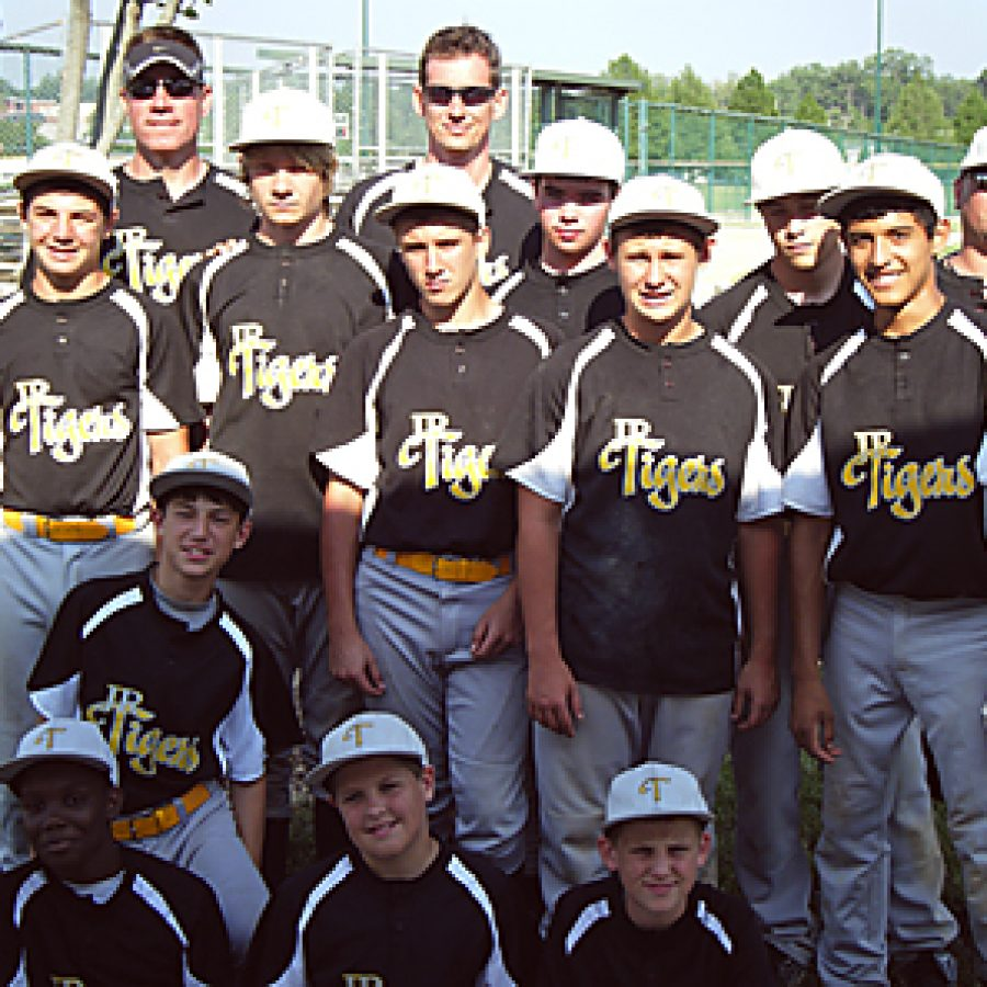 Junior Tigers take second in tourney