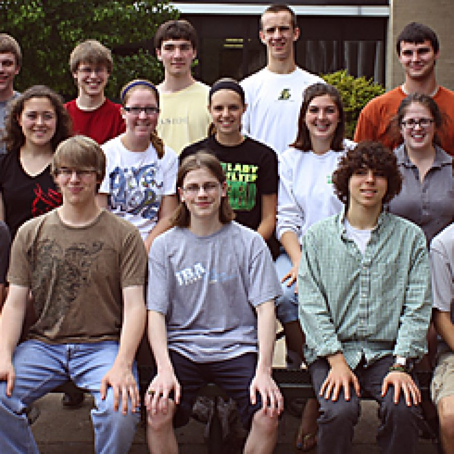 Nineteen LHS juniors qualify for National Merit program