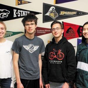 National Merit Scholarship finalists named in Lindbergh
