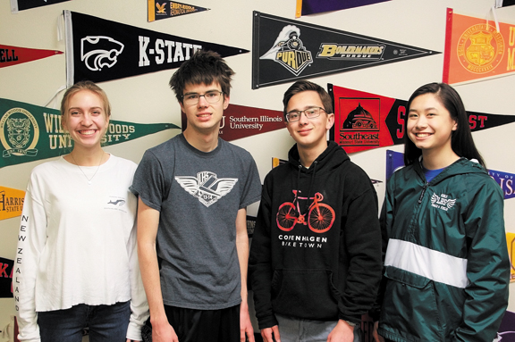 National Merit Scholarship finalists named in Lindbergh