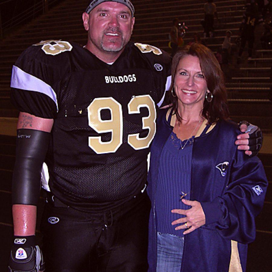 Randy and Renee Lowry
