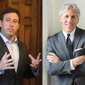 Stenger narrowly defeated challenger Mark Mantovani in the August 2018 Democratic primary.