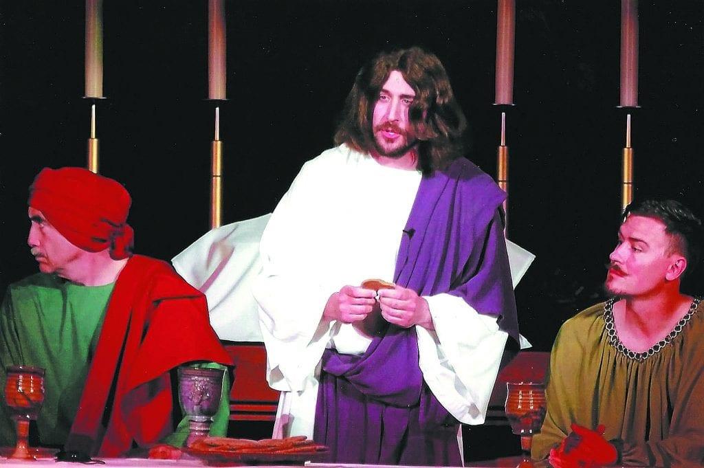 Church+to+present+%E2%80%98The+Last+Living+Supper%E2%80%99