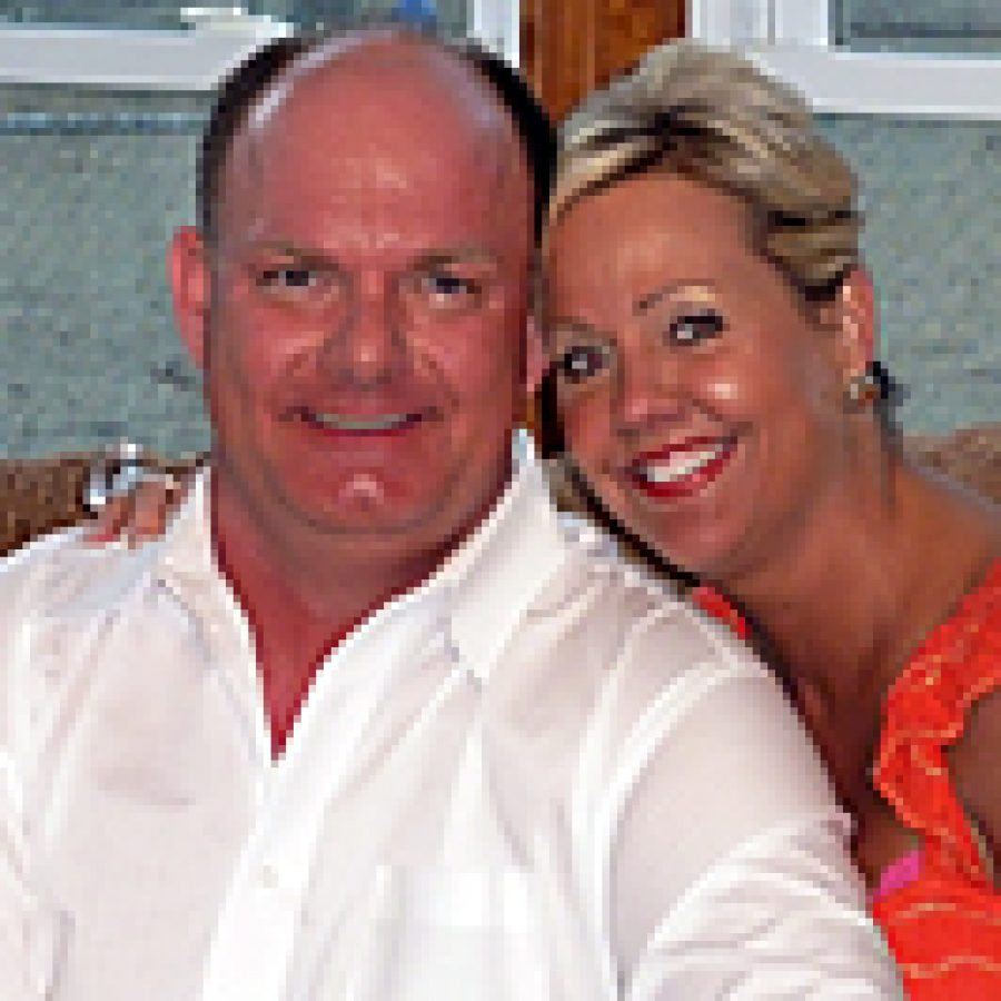 David Mueller and Cathy Menz