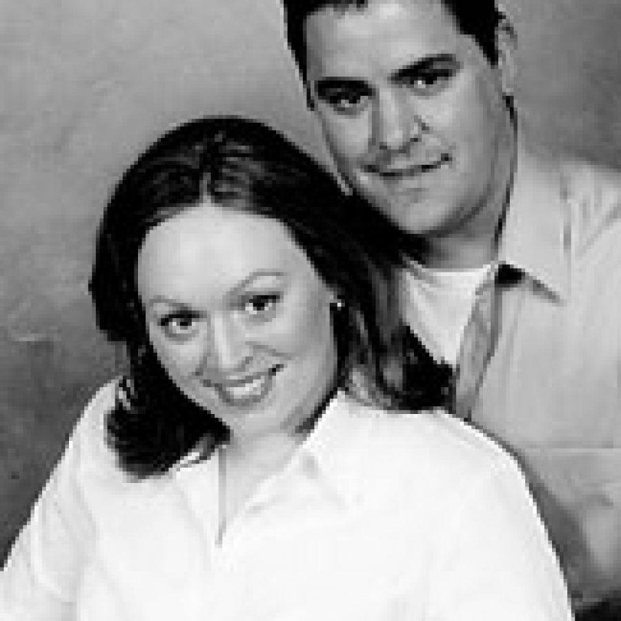 Debbie Meyer and Russell Suntrup