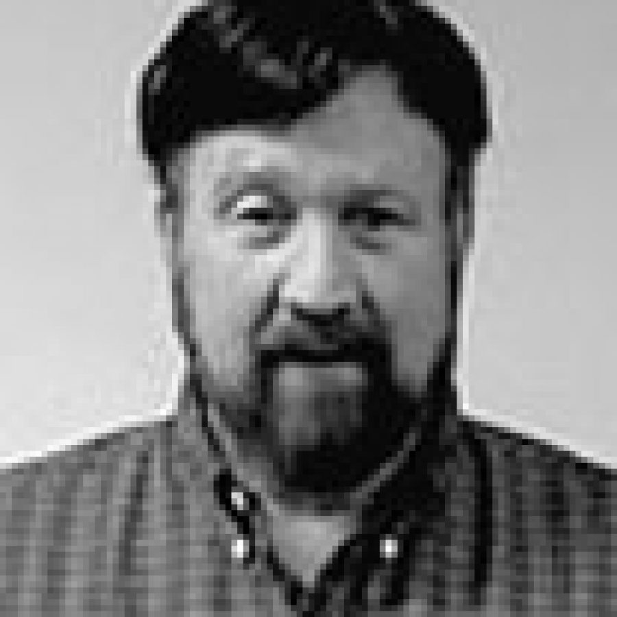 Planning Commission Chairman Doug Morgan