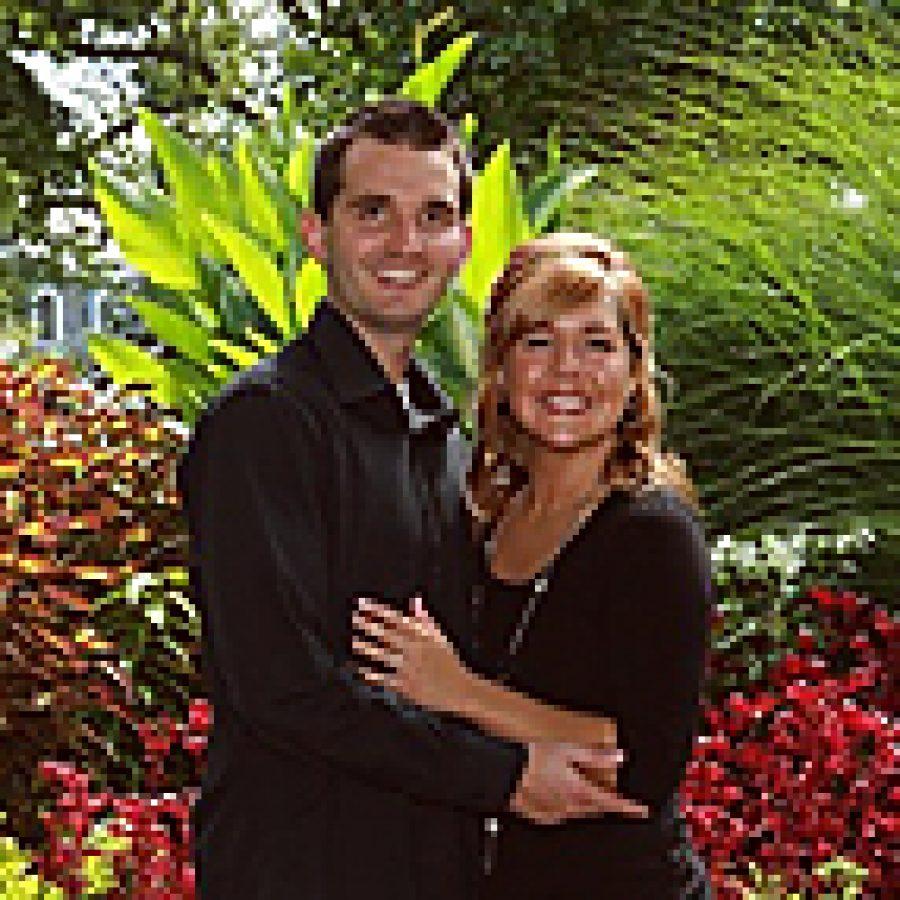 Nathan Black and Jessica Ludwig