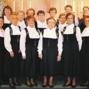 German Vesper Service slated for Sunday at Peace Lutheran