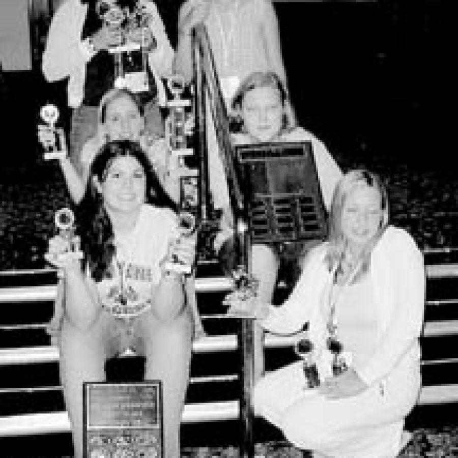 Crestwood's Job's Daughters earn top honors