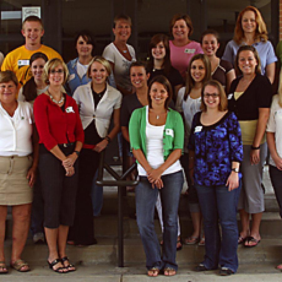 Lindbergh officials welcome new teachers