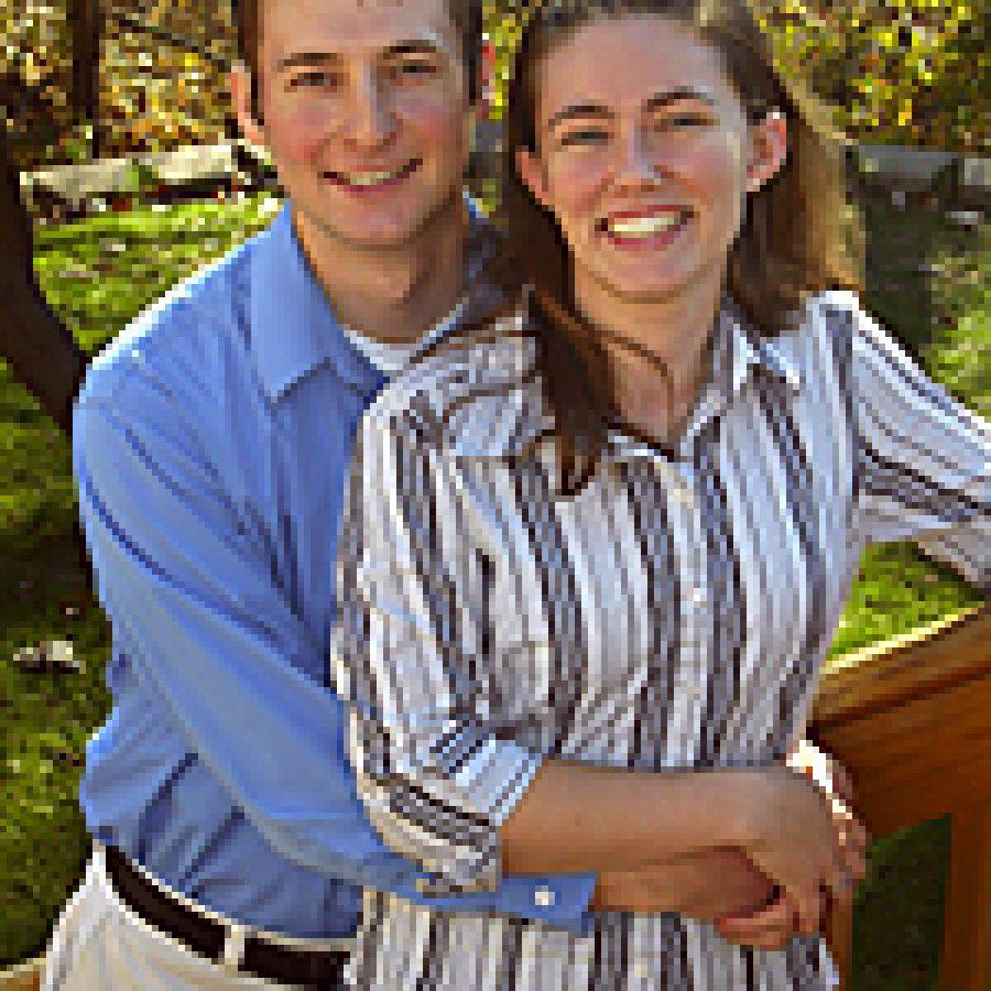 David Thurau and Elizabeth Newman