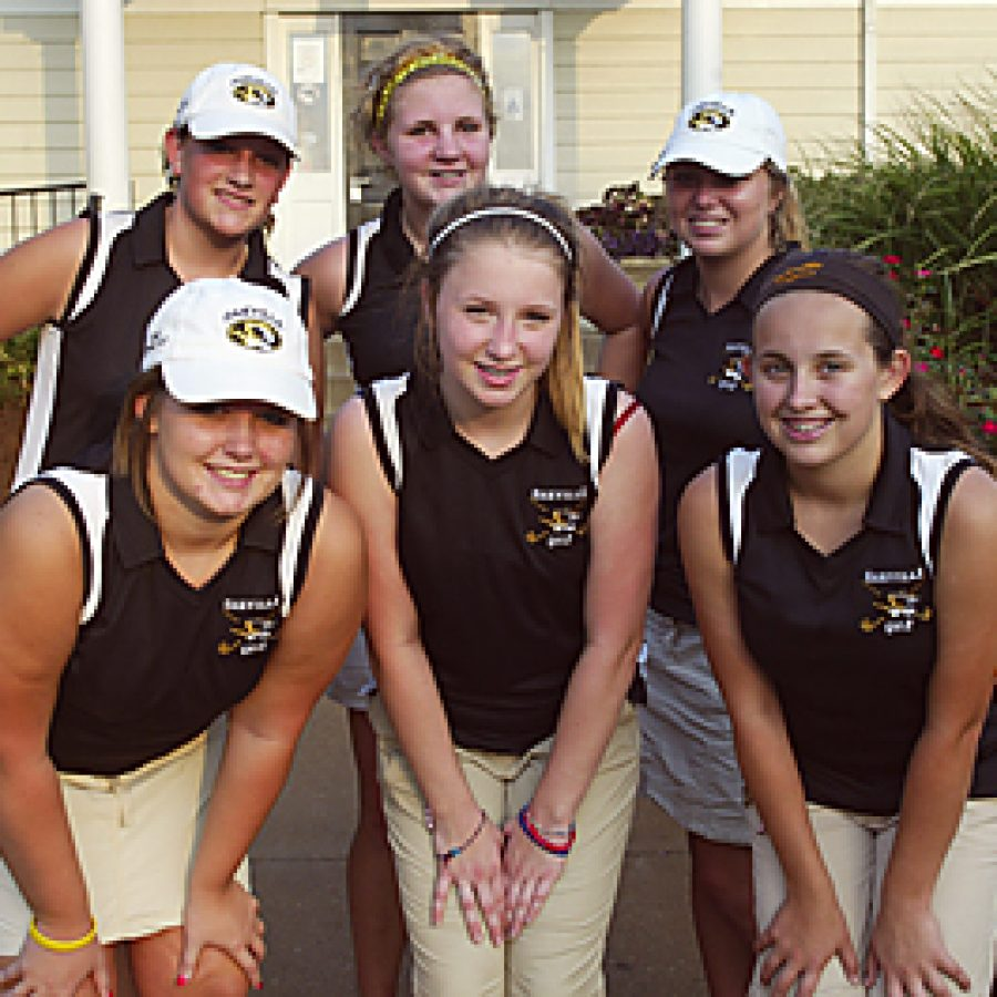 Oakville High head coach Cindy Maulin is optimistic about the 2011 season for her girls' golf team despite the loss of three seniors to graduation. Bill Milligan photo