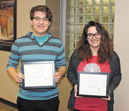Four Mehlville students named National Merit Scholarship finalists