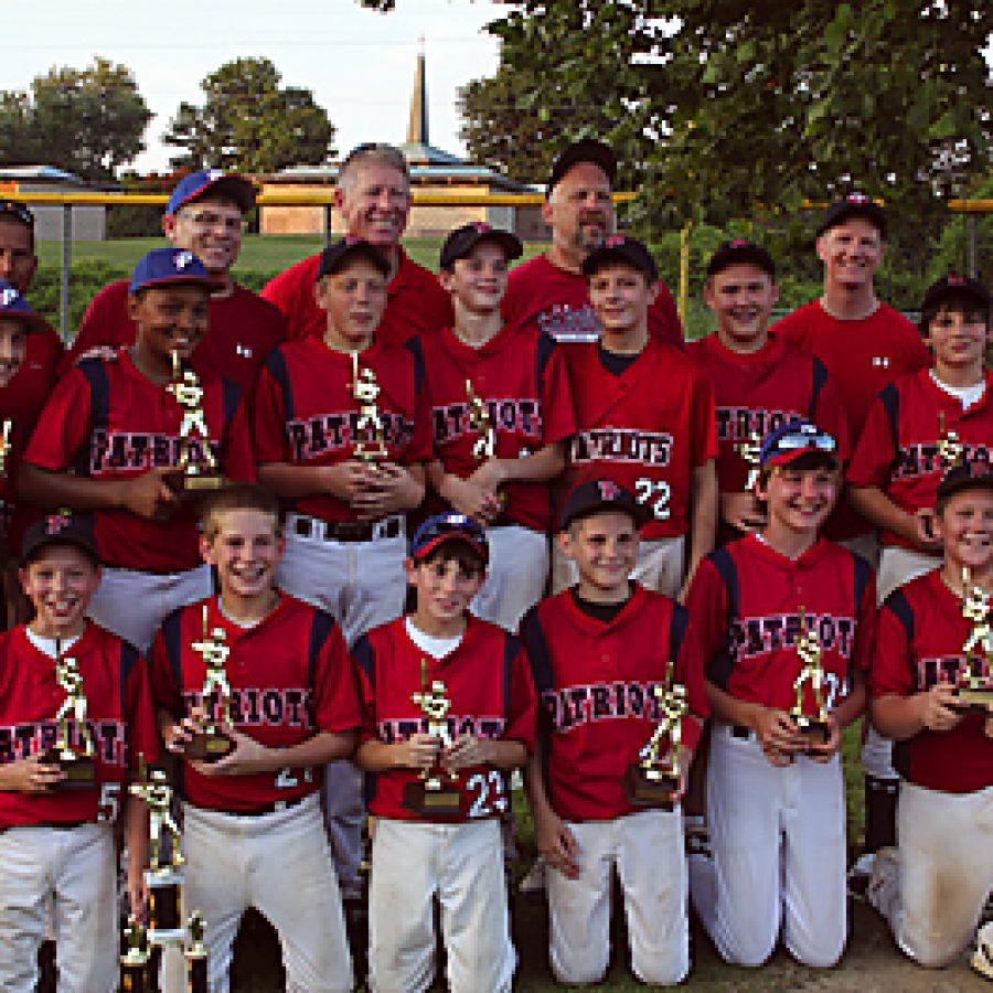 St. Louis Patriots capture title
