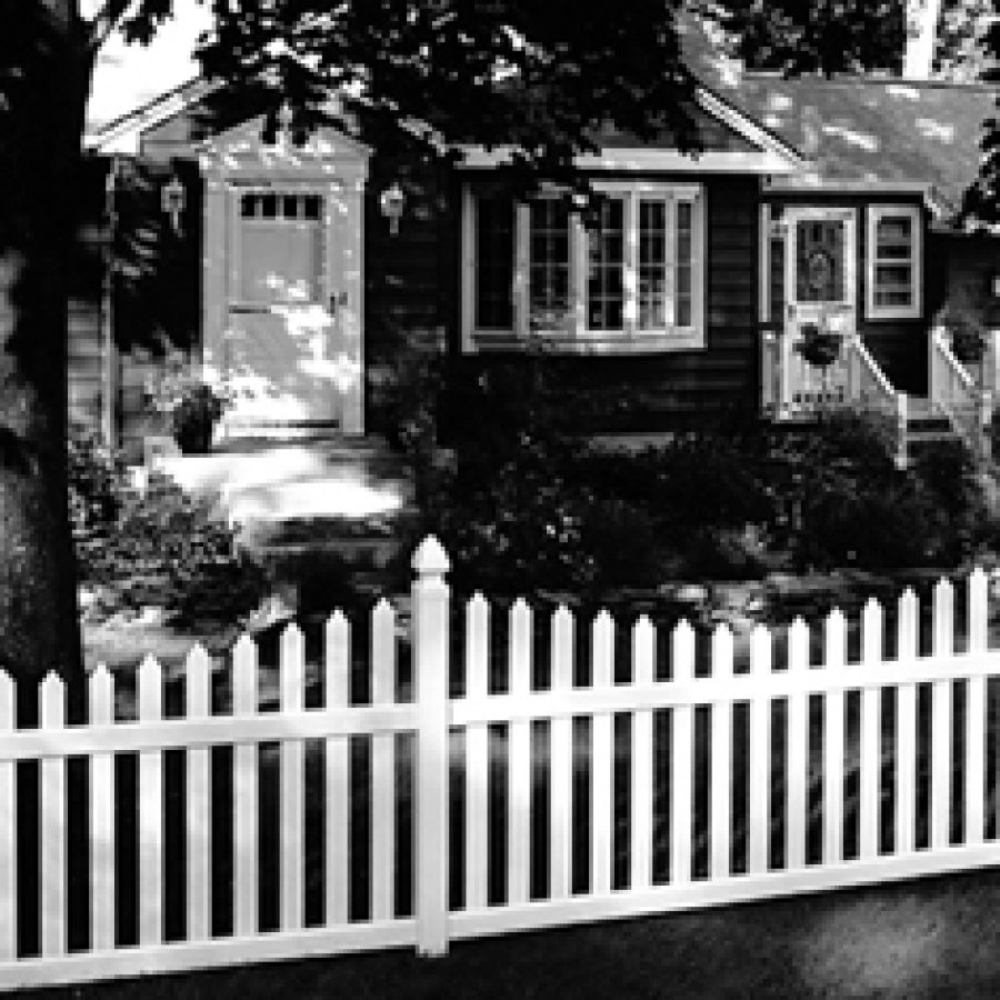 Picket fences are an old-fashioned favorite, but they don't have to be an old-fashioned hassle. Vinyl alleviates many of the aches and pains of wood.