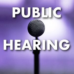 Hearings set on diesel facility, cemetery; cell tower withdrawn