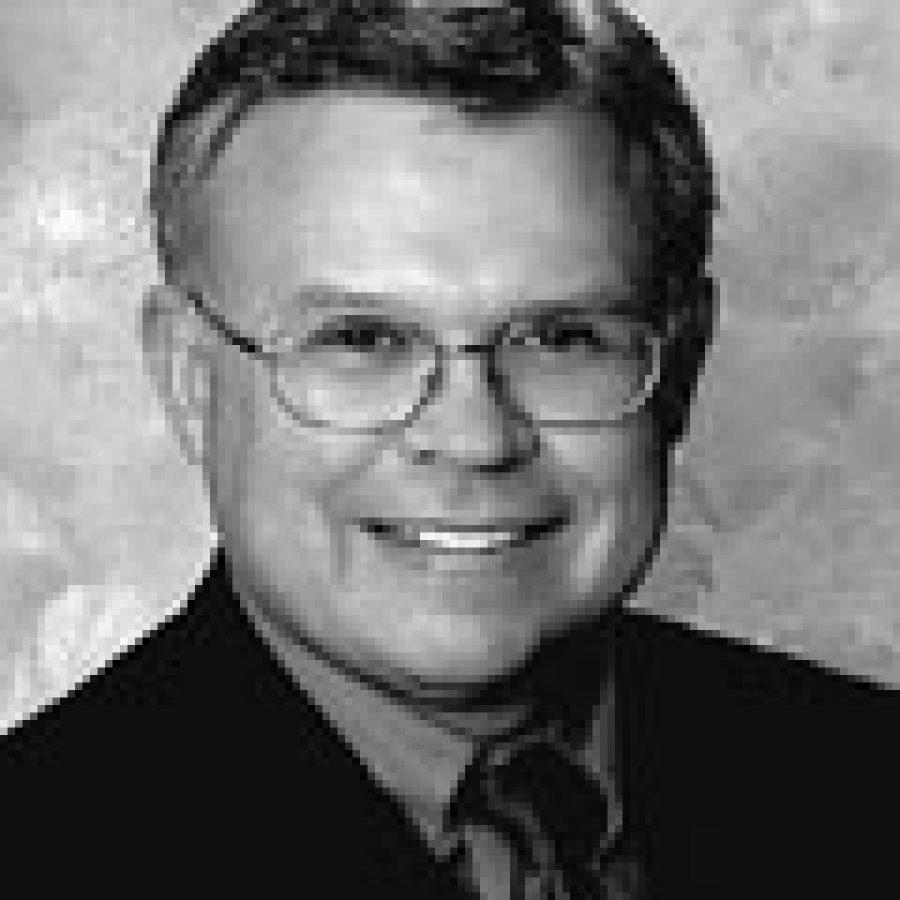 Mehlville Superintendent Tim Ricker