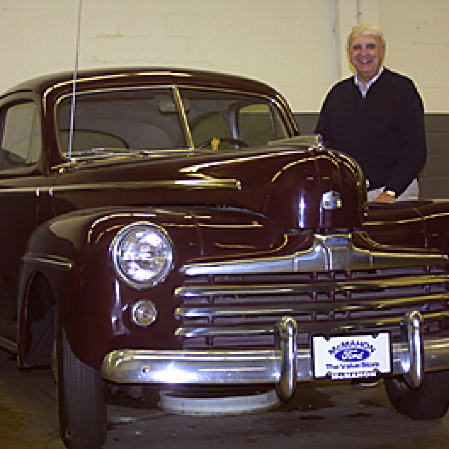 Bill Schicker left a job at the brewery 58 years ago to begin a career from the ground up in the automobile industry. Today he owns McMahon Ford and four other regional dealerships.