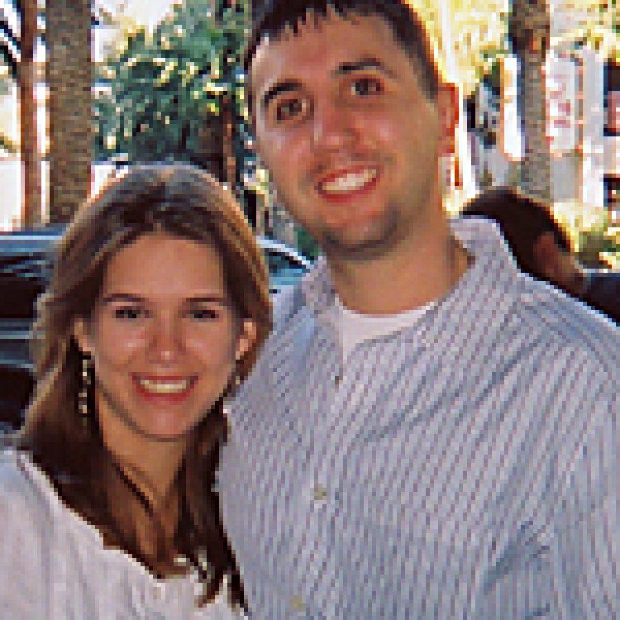 Tiffany Shell and Daniel Raeber