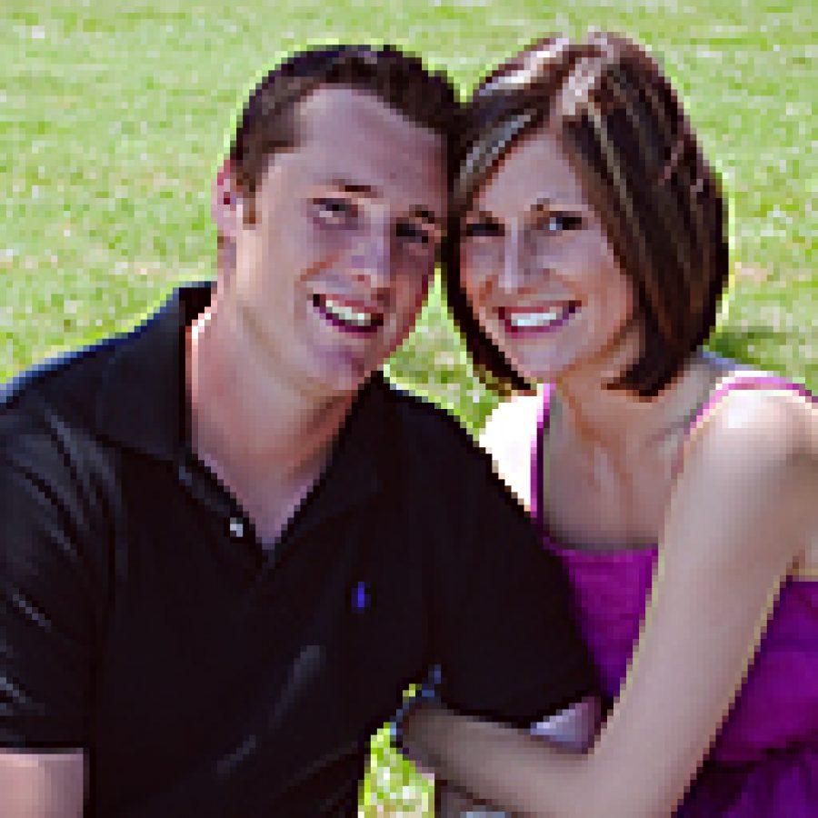 Tony Maus and Whitney Schloss