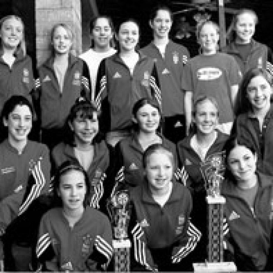 Girls capture soccer championship