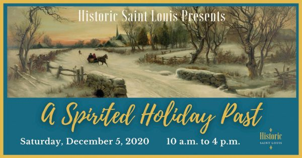 Attractions open this weekend for 'Spirited Holiday Past'