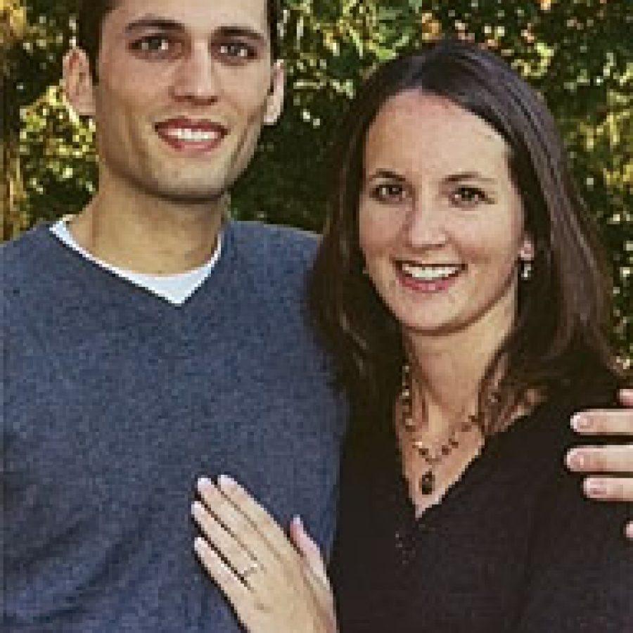 Nathan Butler and Kristen Stadler