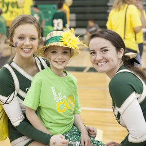 Sunday Night Lights brings football fun so children with cancer can live their dreams